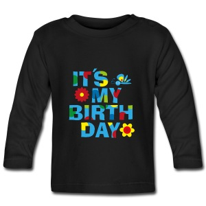 Birthday boys - Baby Long Sleeve T-Shirt
