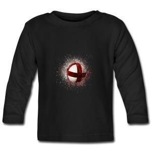 Radball | Ball - Baby Langarmshirt