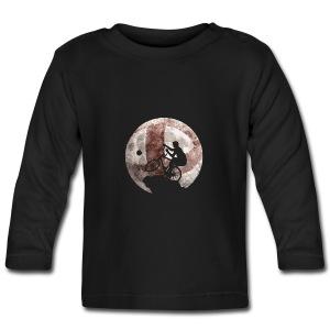Radball | Moon - Baby Langarmshirt