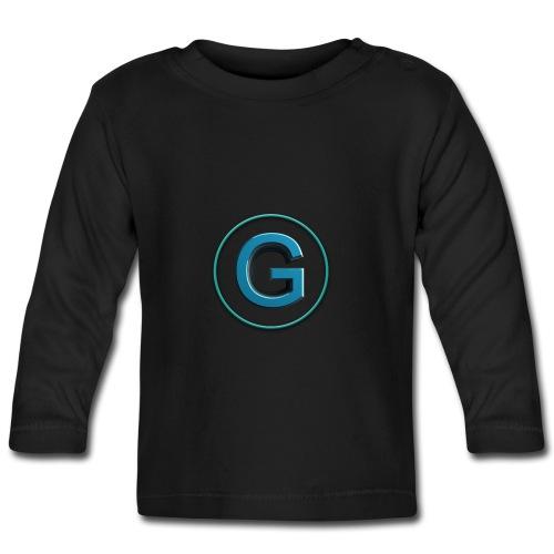 Gamernist Logo - Baby Langarmshirt