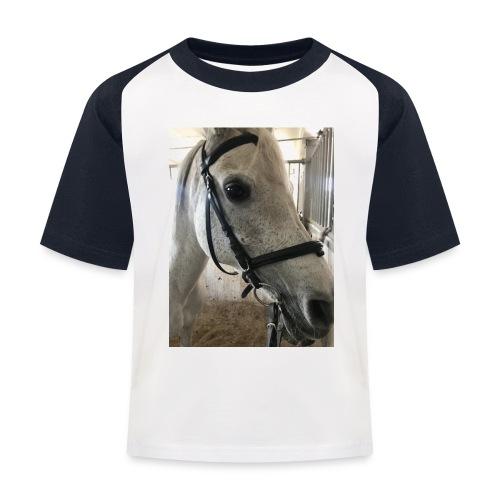 9AF36D46 95C1 4E6C 8DAC 5943A5A0879D - Baseball-T-skjorte for barn