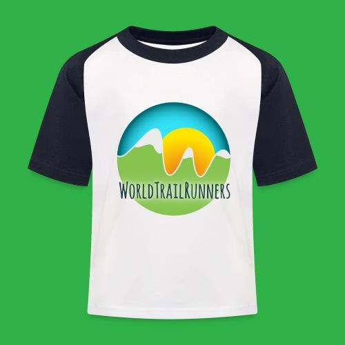 logo sun RGB png - Kids' Baseball T-Shirt