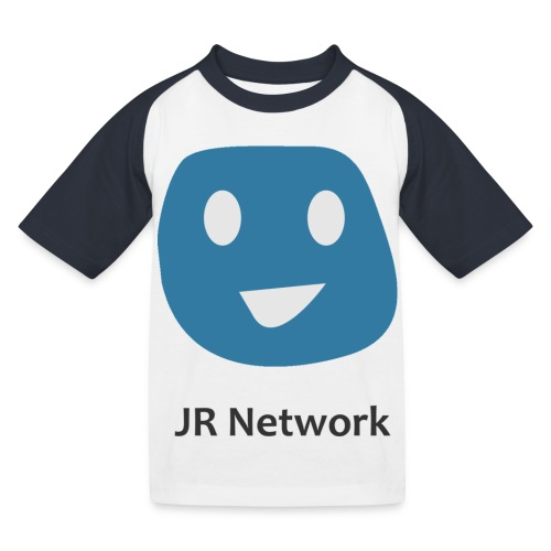 JR Network - Kids' Baseball T-Shirt
