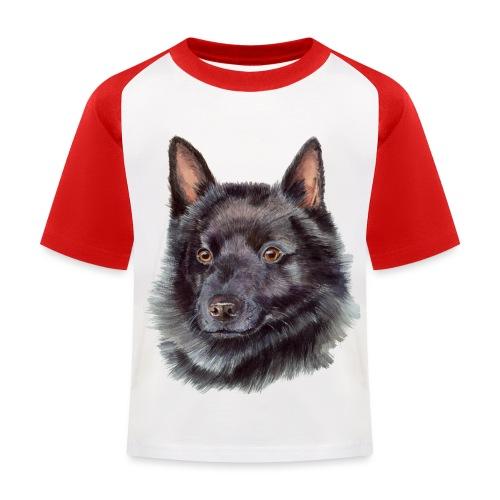 schipperke - akv - Baseball T-shirt til børn