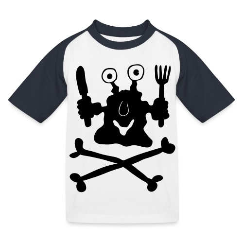 Koch - Kinder Baseball T-Shirt