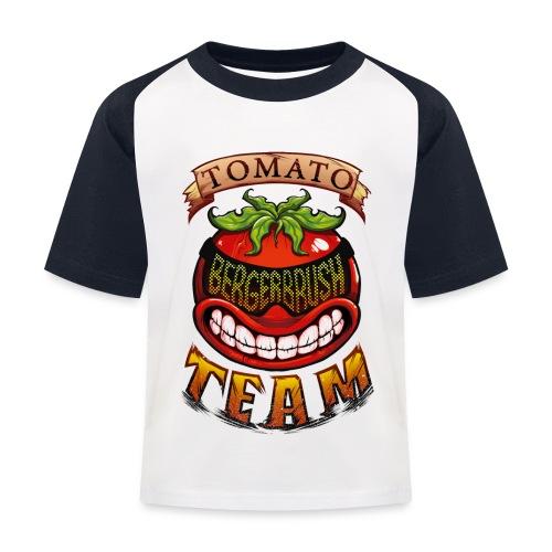 Tomato Team - Baseboll-T-shirt barn