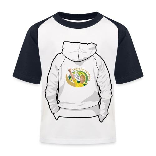 hoodyback - Kinderen baseball T-shirt
