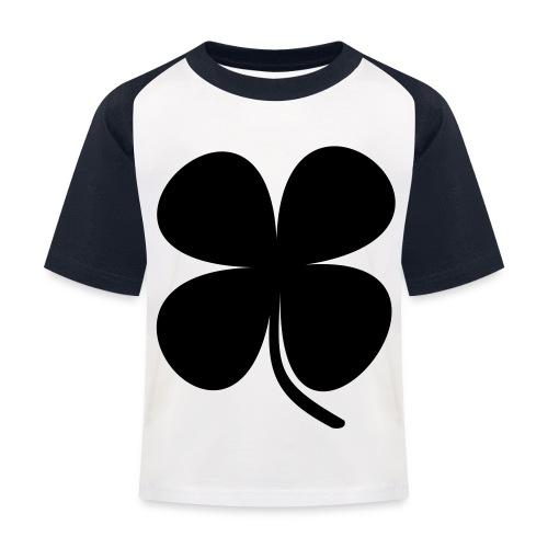 CLOVER - Camiseta béisbol niño