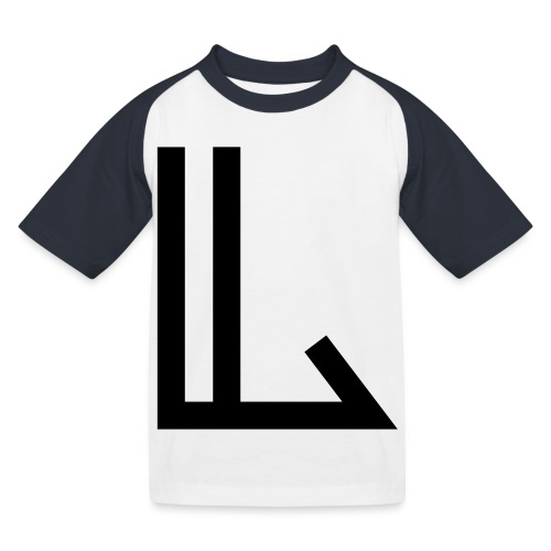 L - Kids' Baseball T-Shirt