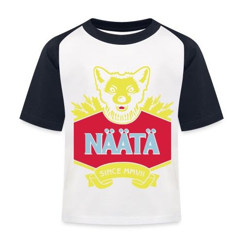 Näätä - Lasten pesäpallo  -t-paita