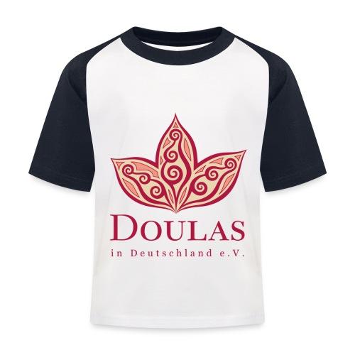 Doulas in Deutschland e.V. - Kinder Baseball T-Shirt