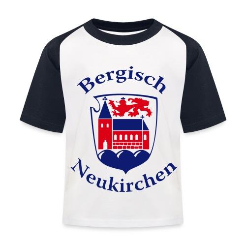 Wappen klein - Kinder Baseball T-Shirt