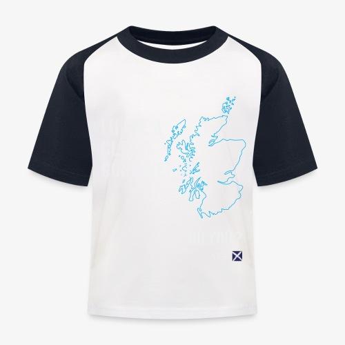 Clear Conscience - Kids' Baseball T-Shirt