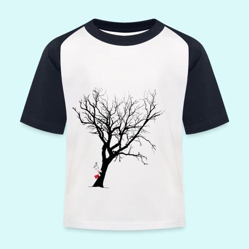 clown arbre - T-shirt baseball Enfant