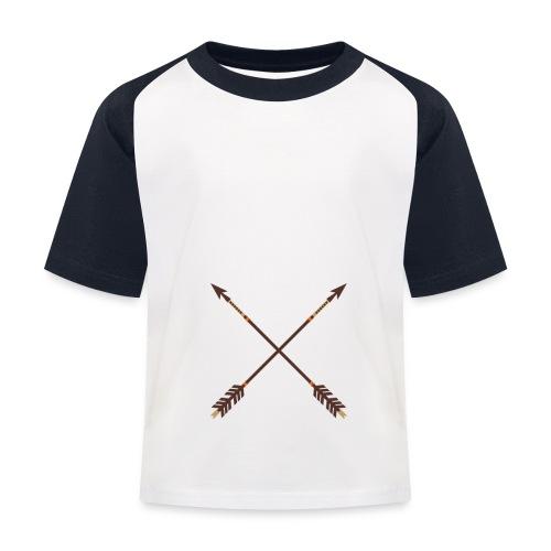 Aim for your Dreams white - Lasten pesäpallo  -t-paita