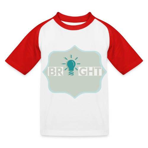 bright - Kids' Baseball T-Shirt