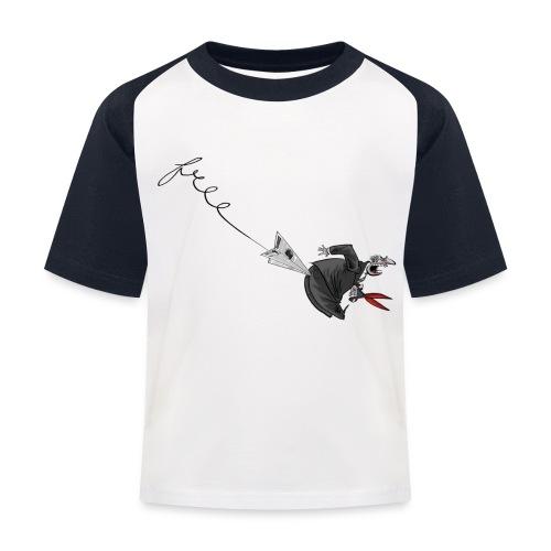 Free - Kids' Baseball T-Shirt
