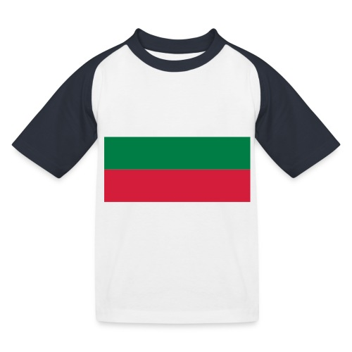 Bulgaria - Kinderen baseball T-shirt