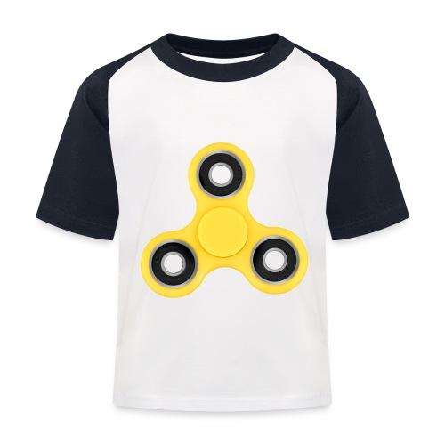 Hand Spinner - T-shirt baseball Enfant