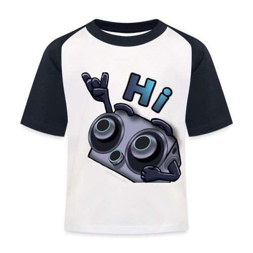 The DTS51 emote1 - Kinderen baseball T-shirt