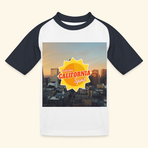 California Spirit City - T-shirt baseball Enfant