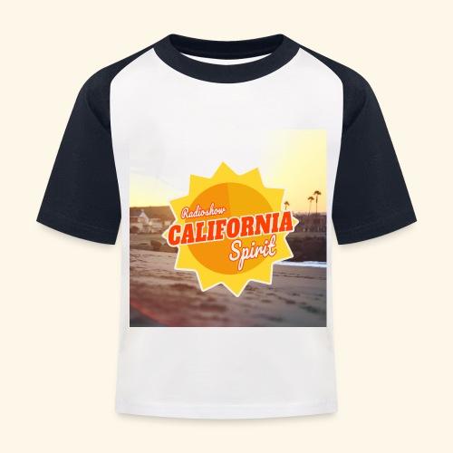 SunRise - T-shirt baseball Enfant