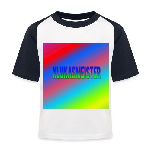xxkyllingxx minecraft navn - Baseball T-shirt til børn