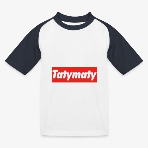 TatyMaty Clothing - Kids' Baseball T-Shirt