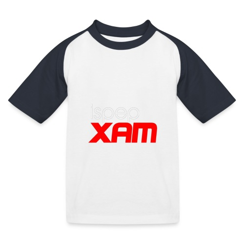 Ispep XAM - Kids' Baseball T-Shirt