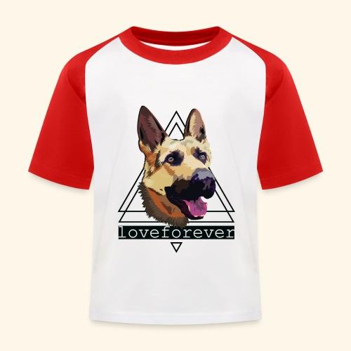 SHEPHERD LOVE FOREVER - Camiseta béisbol niño