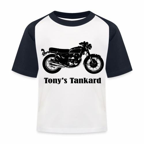 tonys tankard - Kids' Baseball T-Shirt