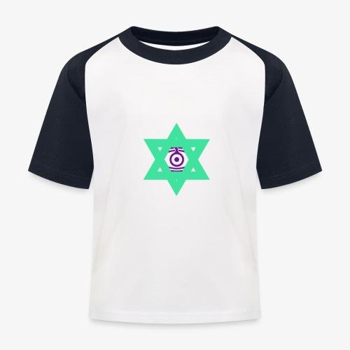 Star eye - Kids' Baseball T-Shirt