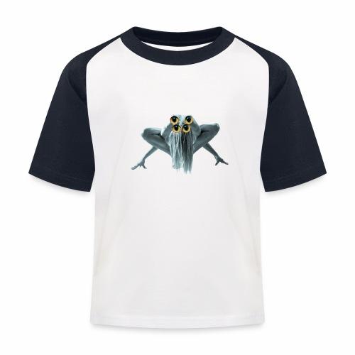 Im weird - Kids' Baseball T-Shirt
