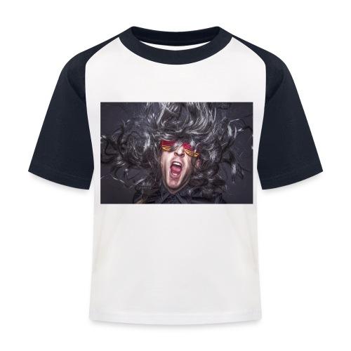 Party - Kinder Baseball T-Shirt