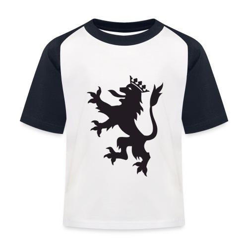Escudo León - Camiseta béisbol niño