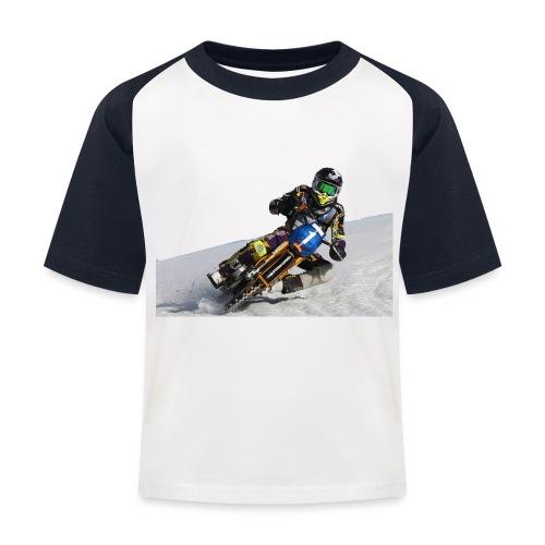 Max on Tour - Kinder Baseball T-Shirt