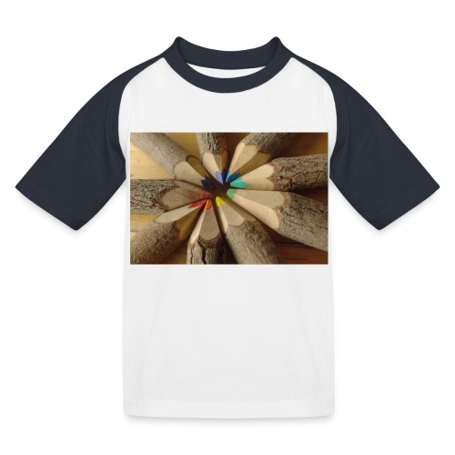 flo - Camiseta béisbol niño