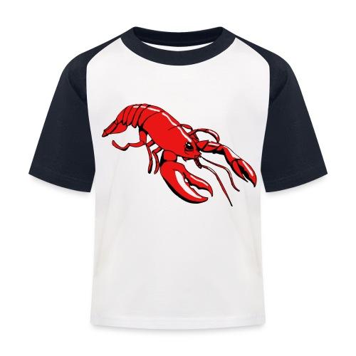 Lobster - Kids' Baseball T-Shirt