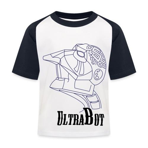 ultrabot - Kinder Baseball T-Shirt