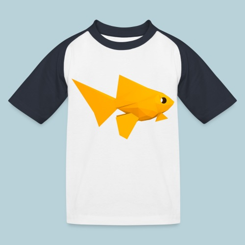 RATWORKS Fish-Smish - Kids' Baseball T-Shirt