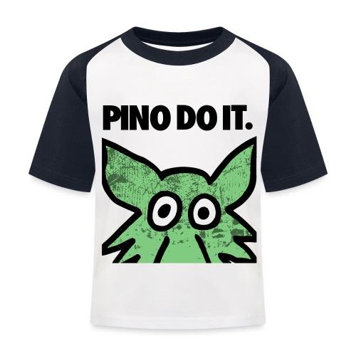PINO DO IT - Maglietta da baseball per bambini