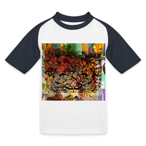 urban tribute - T-shirt baseball Enfant
