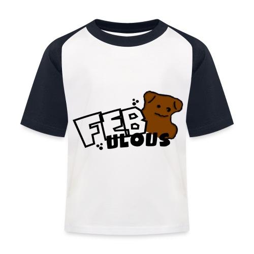 SOGailjaja - Kids' Baseball T-Shirt