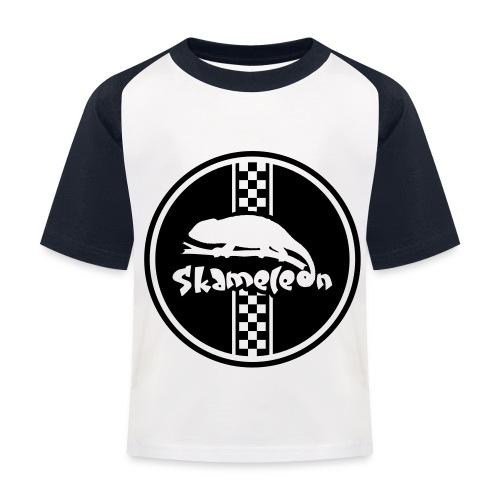 skameleon Logo - Kinder Baseball T-Shirt