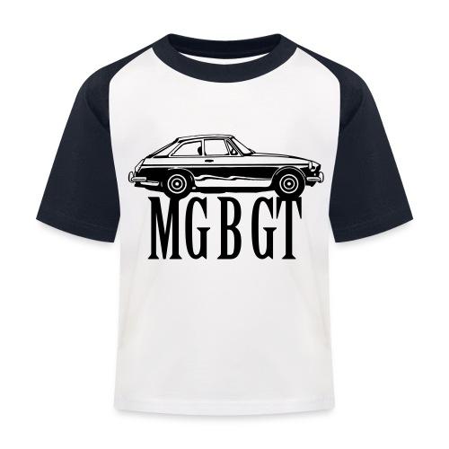 MG MGB GT - Autonaut.com - Kids' Baseball T-Shirt