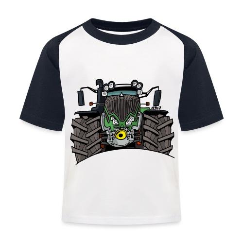 0521 F - Kinderen baseball T-shirt