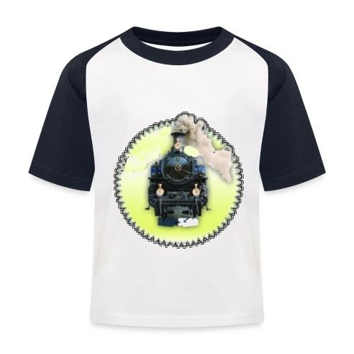 200 DPI transparent Lok OK - Kinder Baseball T-Shirt