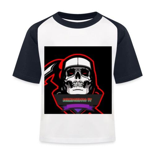 DerMagier432YT Shop - Kinder Baseball T-Shirt