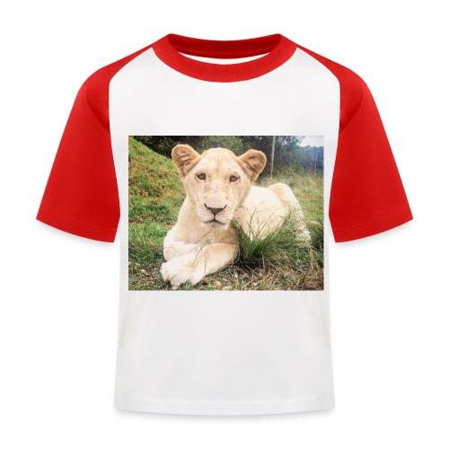 10536 2Cmoomba groot - Kids' Baseball T-Shirt