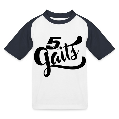 5Gaits 1 - Kids' Baseball T-Shirt